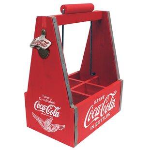 Coca-Cola Flatware Caddy
