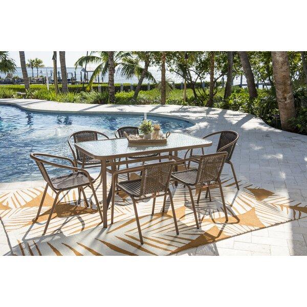 Delicieux Panama Jack Café Dining Set | Wayfair