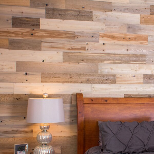 & Peel u0026 Stick Wall Paneling Youu0027ll Love | Wayfair