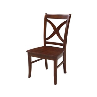 Beuvron Solid Wood Dining Chair (Set of 2)