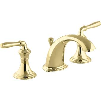 Dryden Widespread Bathroom Faucet With Drain Assembly And Diamond Seal Technology Reviews Birch Lane