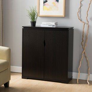 Reviews Spacious Shoe Storage Cabinet By Brayden Studio