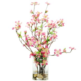 Artificial Flower Arrangements Youll Love Wayfair