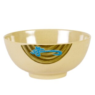 Heidi 56 oz. Melamine Rice Bowl (Set of 12)