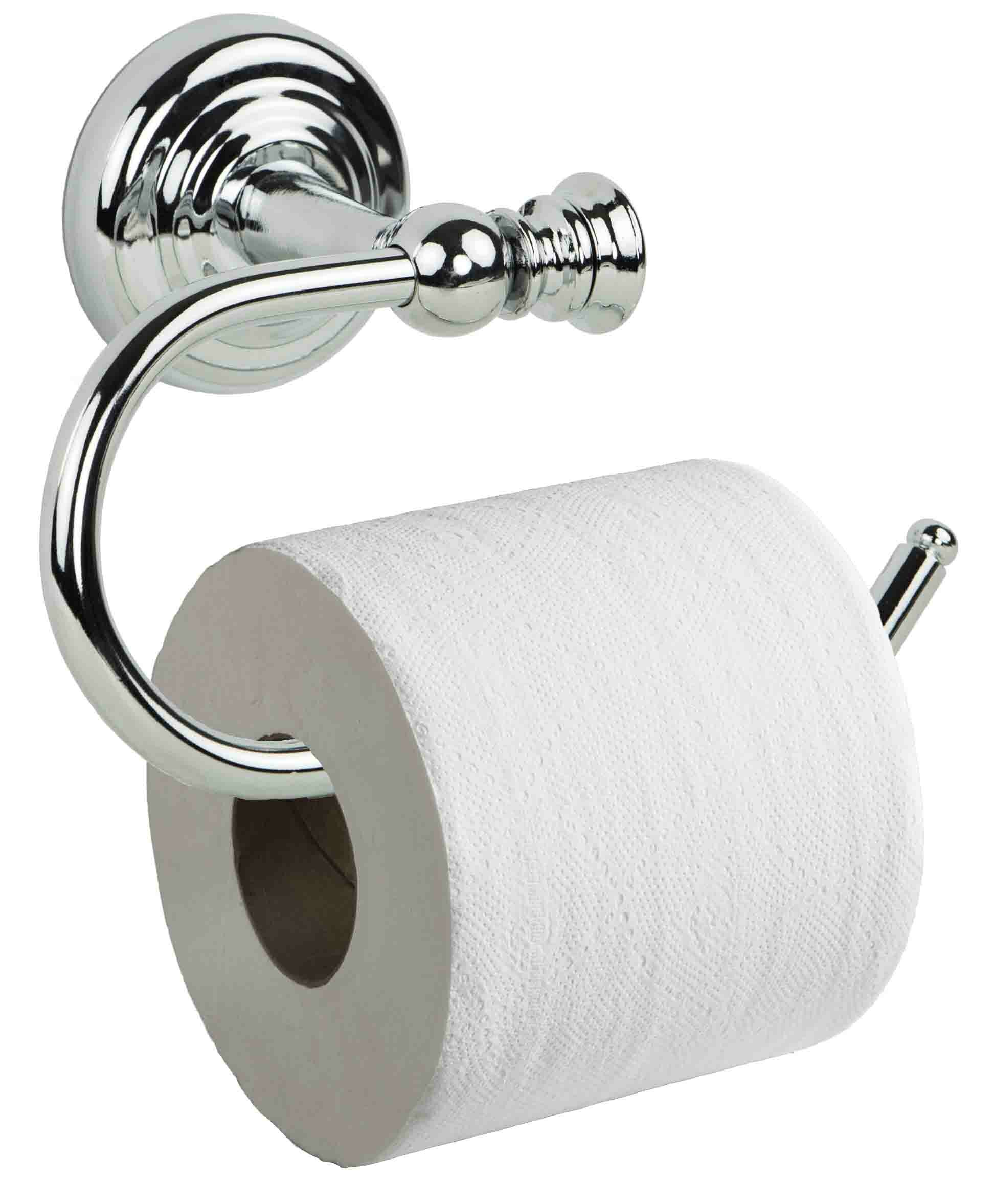 A roll toilet of girth paper What the