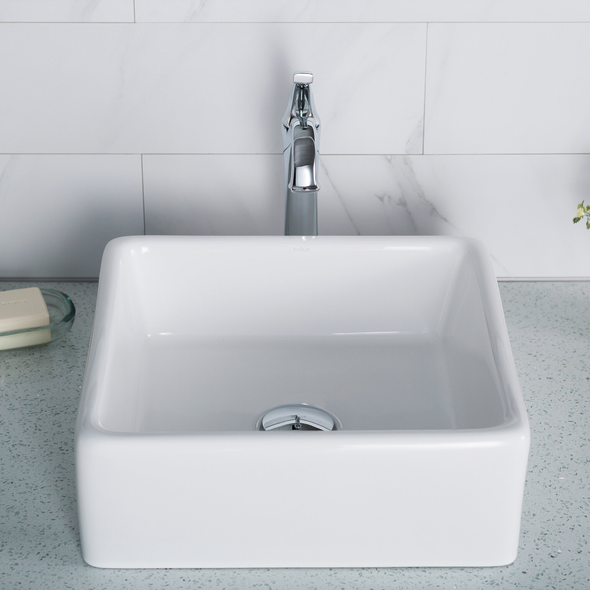 Phenomenal Low Profile Vessel All Bathroom Sinks Wayfair Home Remodeling Inspirations Propsscottssportslandcom