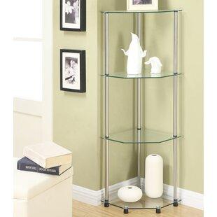Beckett Corner Unit Bookcase Ebern Designs