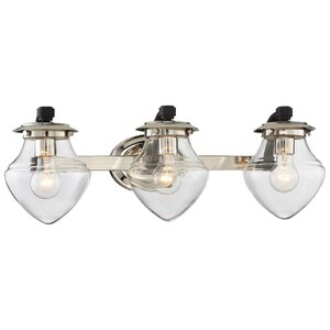 Bachus 3-Light Vanity Light