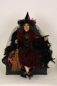 Evan Witch Figurine