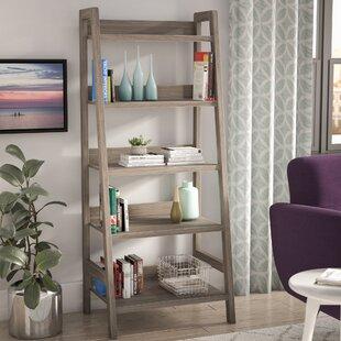 Saskia Etagere Bookcase by Andover Mills