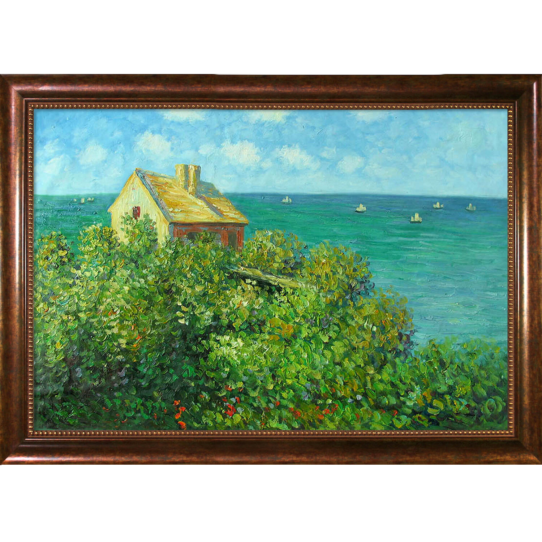Wildon Home ® Fishermans Cottage at Varengeville by Claude Monet ...