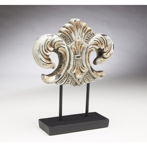 Fleur De Lis Architectural Finial Sculpture