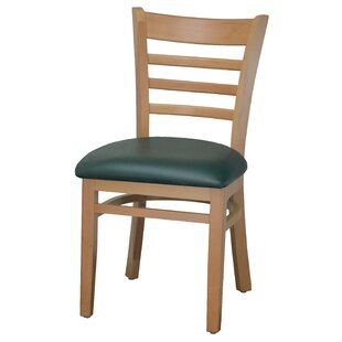 Coupon Solid Wood Dining Chair by DHC Furniture Reviews (2019) & Buyer's Guide
