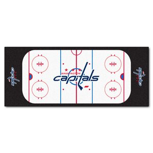 NHL - Washington Capitals Rink Runner Doormat