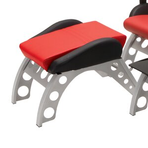 Racing Style Ottoman by PitStop Furniture