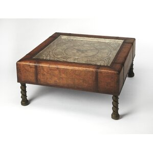 Heritage Clock Coffee Table by Butler
