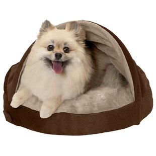190d62094a3b Hooded/Dome Dog Beds You'll Love | Wayfair