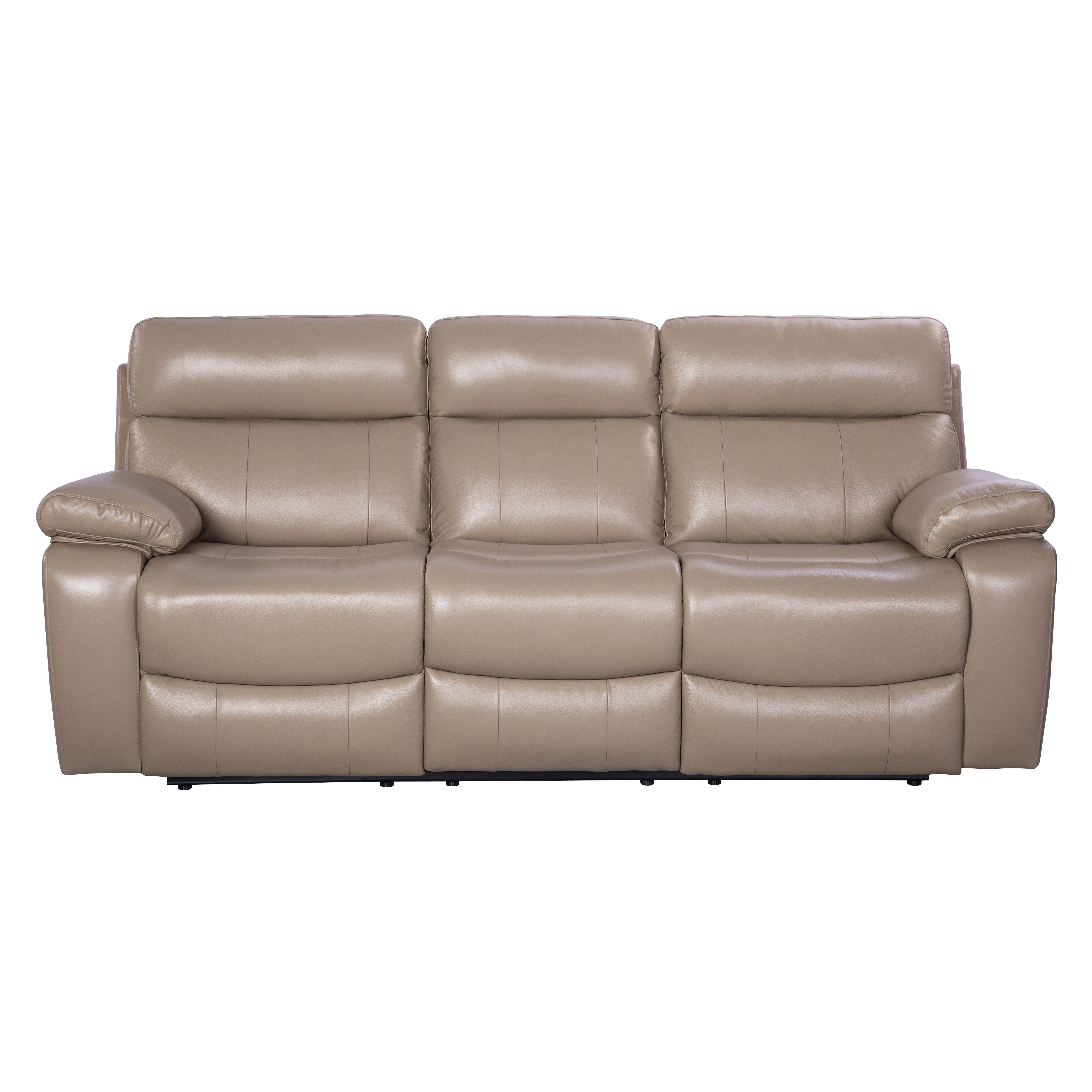 Mellor Leather Reclining Sofa