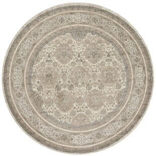 Adelbert Sand/Taupe Area Rug by Alcott Hill