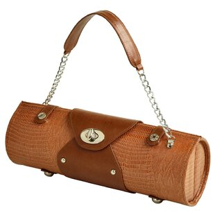 Lizard Wine Carrier/Purse By Picnic at Ascot