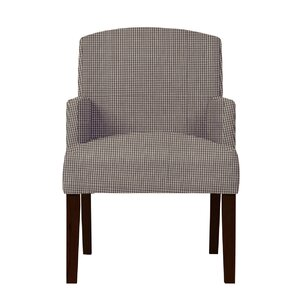 Larose Cotton Formal Arm Chair by Red Bar..