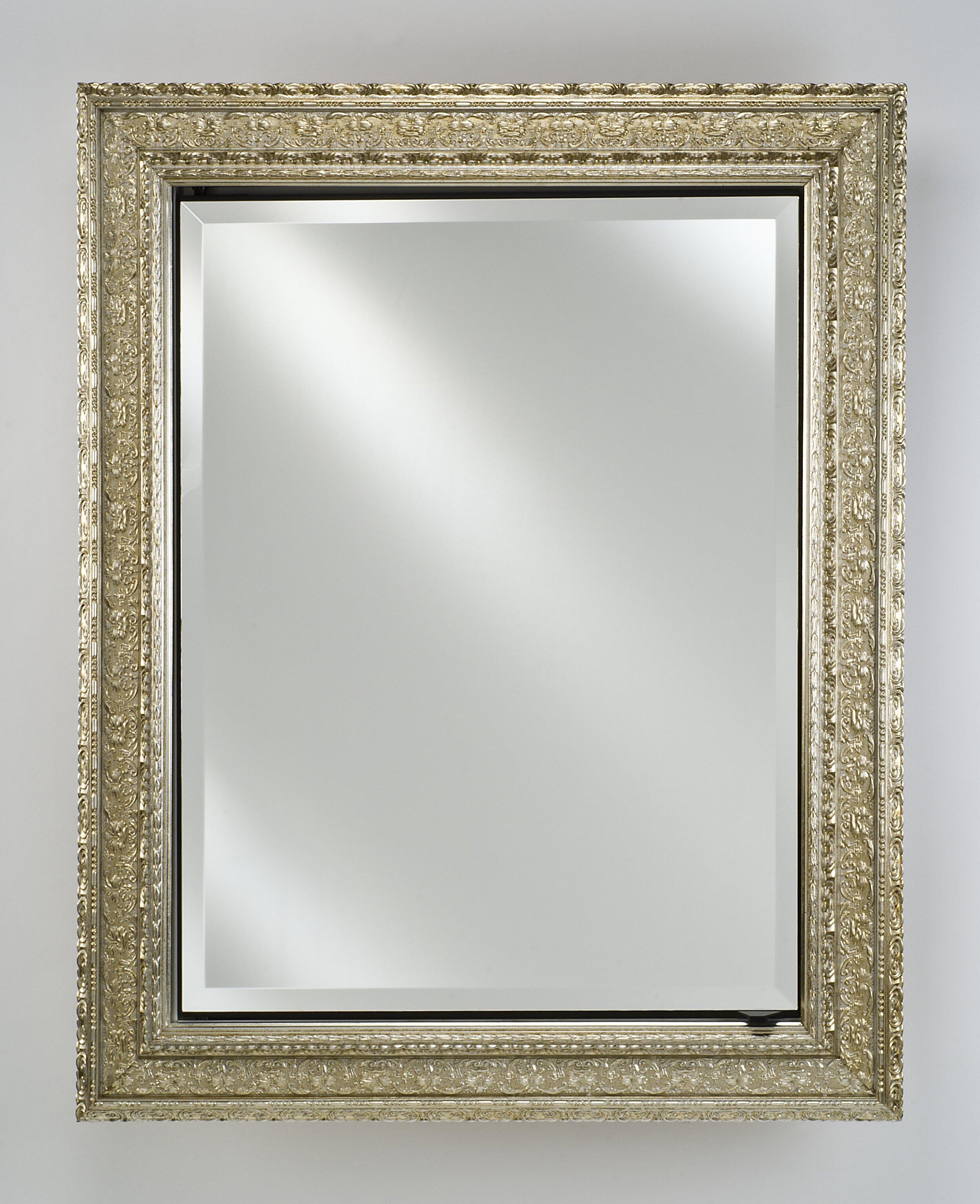 Charlton Home Holdrege Plain Mirror Wayfair