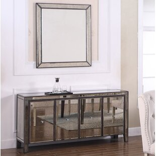 Brodsky Sideboard and Mirror