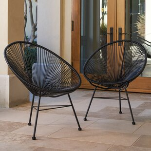 Compare & Buy Repass Papasan Chair (Set of 2) ByWrought Studio