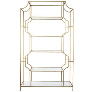 Migel Etagere Bookcase by Willa Arlo Interiors