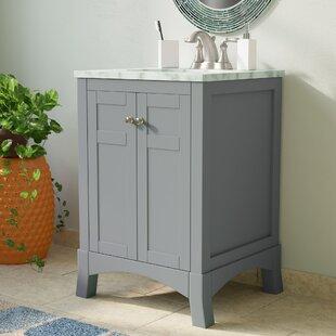 Piccirillo 24 Single Bathroom Vanity Set by Brayden Studio