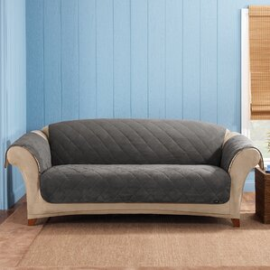 Sure Fit Box Cushion Sofa Slipcover