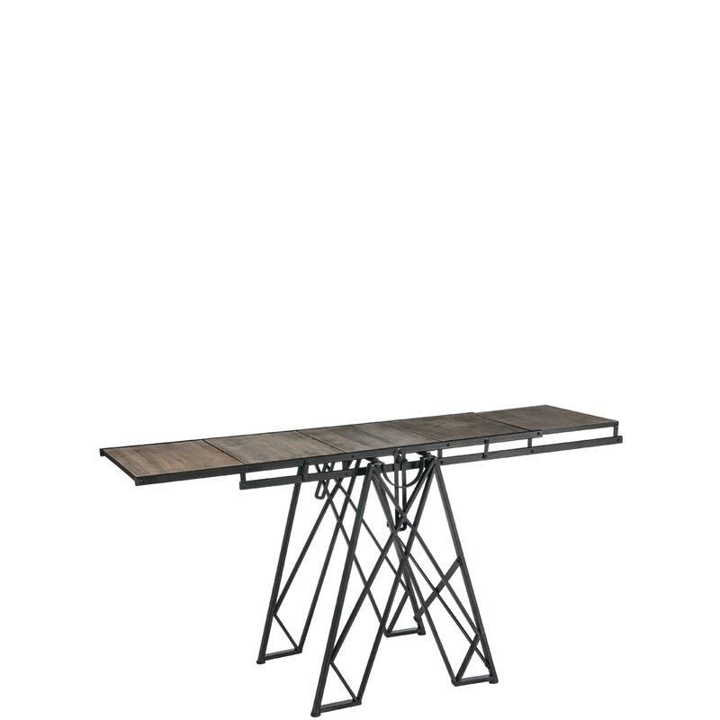 Burnam Convertible Console Table