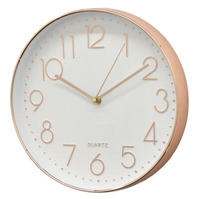 Mercury Row Malott 11.75 Wall Clock