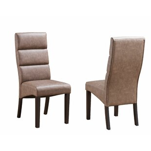 Teixeira Upholstered Dining Chair (Set of 2)