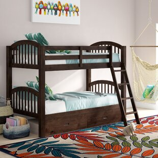 Best Reviews Jaylyn Twin over Twin Bunk Bed by Harriet Bee Reviews (2019) & Buyer's Guide