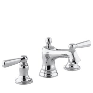Bancroft Widespread Bathroom Faucet with Drain Assembly By Kohler