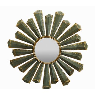 Geo Starburst Wall Mirror by Gallerie Decor