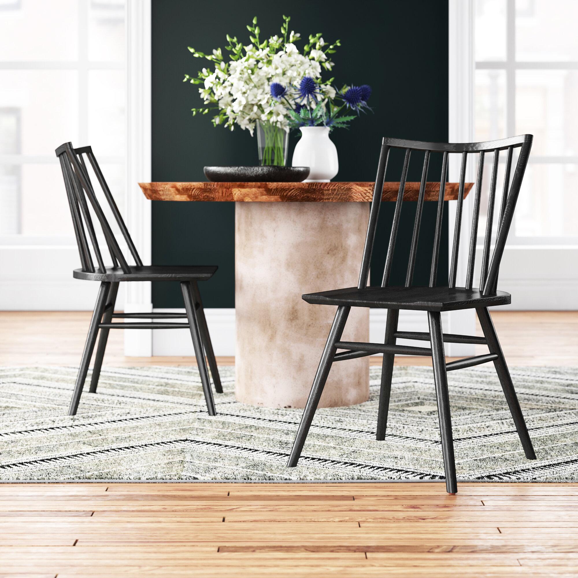 Wood Dining Chairs Joss Main