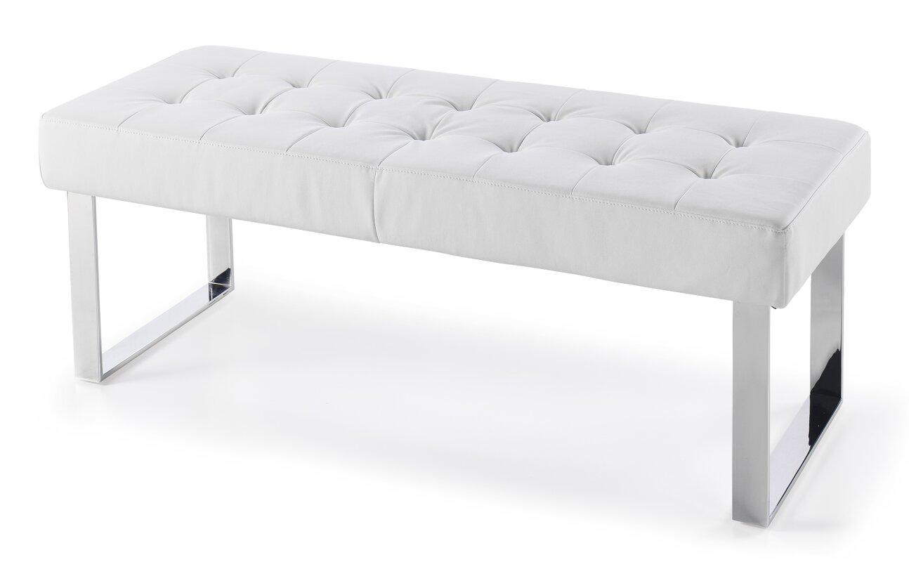 Angel Cerda Upholstered Bedroom Bench & Reviews | Wayfair.co.uk