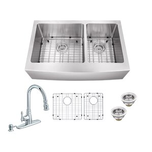 Marvelous Farmhouse Sinks Youu0027ll Love | Wayfair