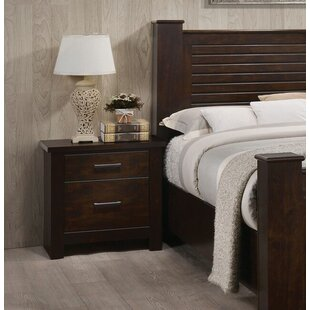 Where buy  Felder 2 Drawer Nightstand by Latitude Run