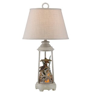 Una Turtle Reef 31 Table Lamp (Set of 2)