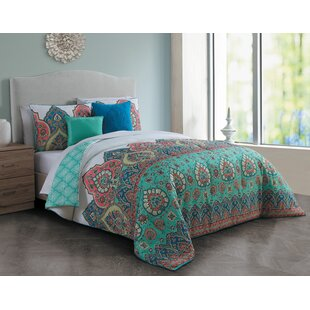 Cateline Reversible Comforter Set