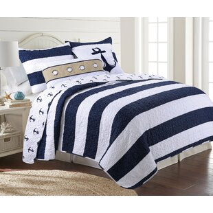 Sconset Reversible Quilt Set