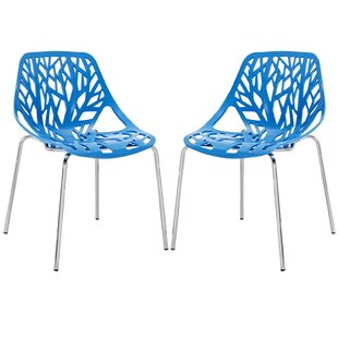 Pearlie Dining Chair (Set of 2) Ivy Bronx