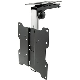 Folding Flip Down Pitched Roof Tilt Ceiling Mount for 17