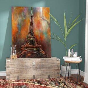 U0027Eiffel Toweru0027 Painting Print
