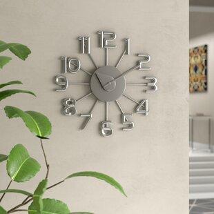 Bargain Tidworth 16 Wall Clock by Brayden Studio