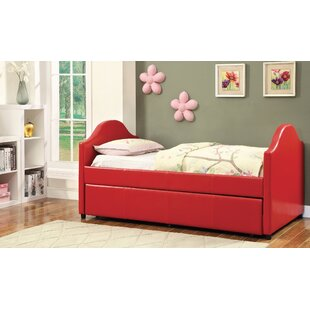 Rhine Twin Bed with Trundle