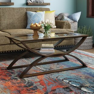 Kanice Coffee Table World Menagerie